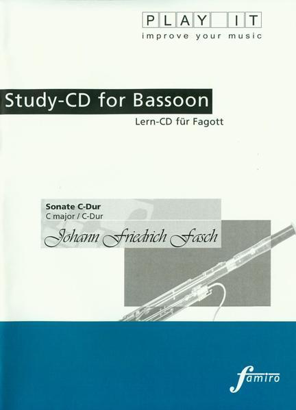 Sonate C-Dur C major / C-Dur - Coverbild