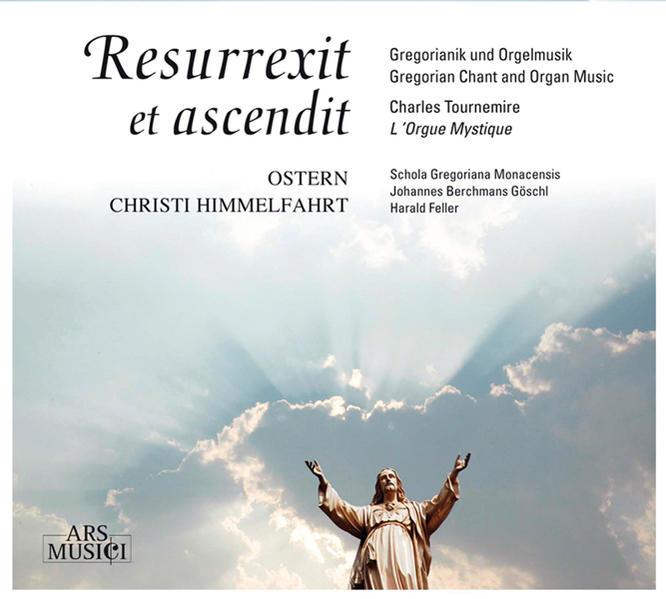 Charles Tournemiere – Resurrexit et ascendit - Coverbild