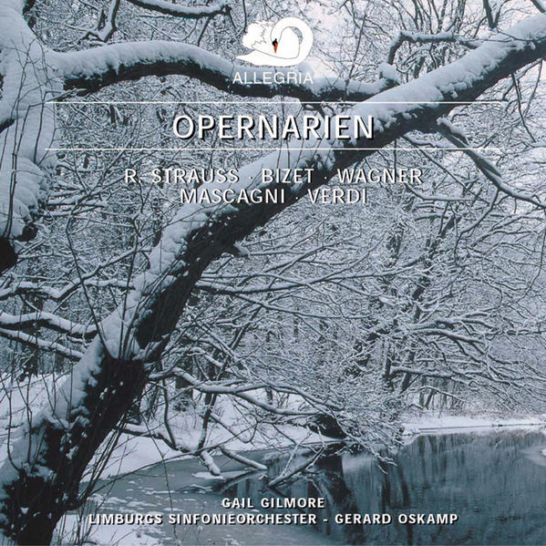 Opernarien - Coverbild