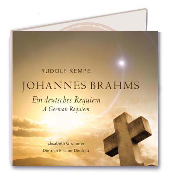 Johannes Brahms - Coverbild