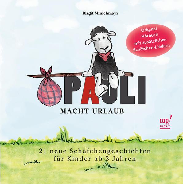 Pauli  macht Urlaub - Hörbuch - Coverbild