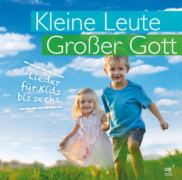 Kleine Leute, großer Gott (CD) - Coverbild