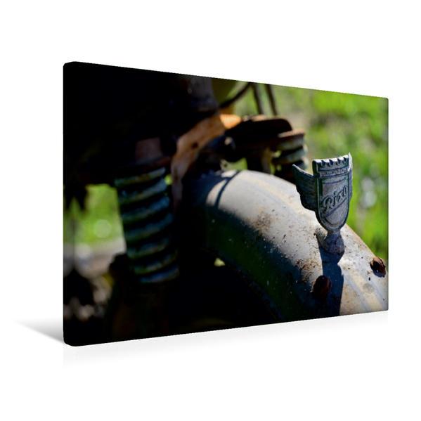 Premium Textil-Leinwand 45 cm x 30 cm quer, Ein Motiv aus dem Kalender Rixe - völlig fertig   Wandbild, Bild auf Keilrahmen, Fertigbild auf echter Leinwand, Leinwanddruck - Coverbild