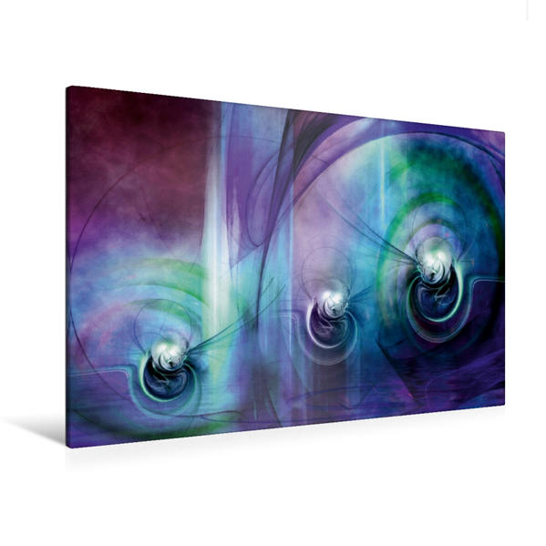 Premium Textil-Leinwand 120 cm x 80 cm quer, Ein Motiv aus dem Kalender Farbmomente | Wandbild, Bild auf Keilrahmen, Fertigbild auf echter Leinwand, Leinwanddruck - Coverbild