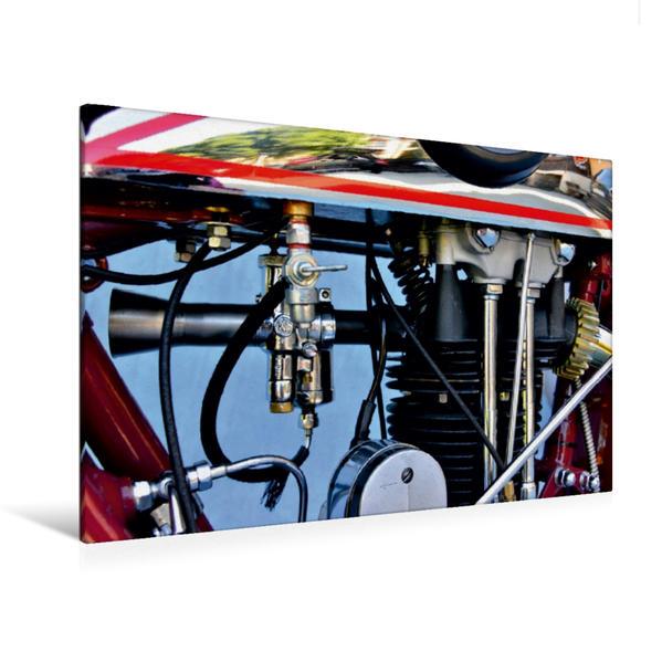 Premium Textil-Leinwand 120 cm x 80 cm quer, Ein Motiv aus dem Kalender Standard CS 500 | Wandbild, Bild auf Keilrahmen, Fertigbild auf echter Leinwand, Leinwanddruck - Coverbild