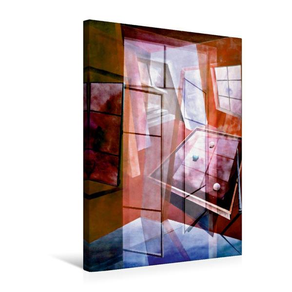 Premium Textil-Leinwand 50 cm x 75 cm hoch, Ein Motiv aus dem Kalender Licht-Träume im Raum | Wandbild, Bild auf Keilrahmen, Fertigbild auf echter Leinwand, Leinwanddruck - Coverbild