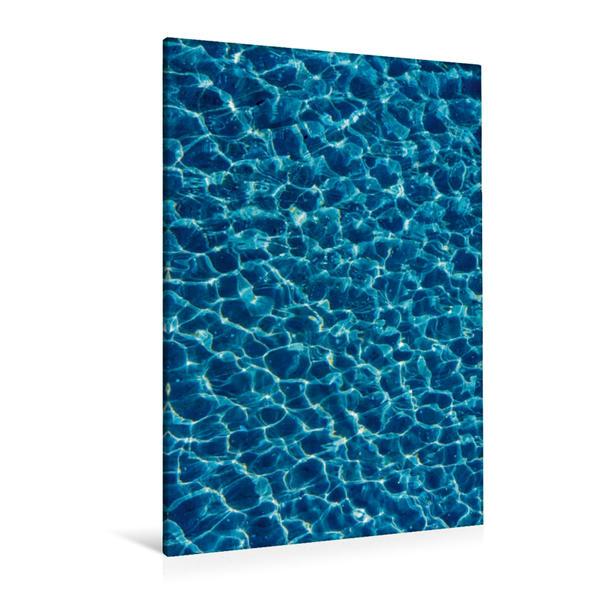 Premium Textil-Leinwand 80 cm x 120 cm  hoch, Ein Motiv aus dem Kalender Strukturen   Wandbild, Bild auf Keilrahmen, Fertigbild auf echter Leinwand, Leinwanddruck - Coverbild