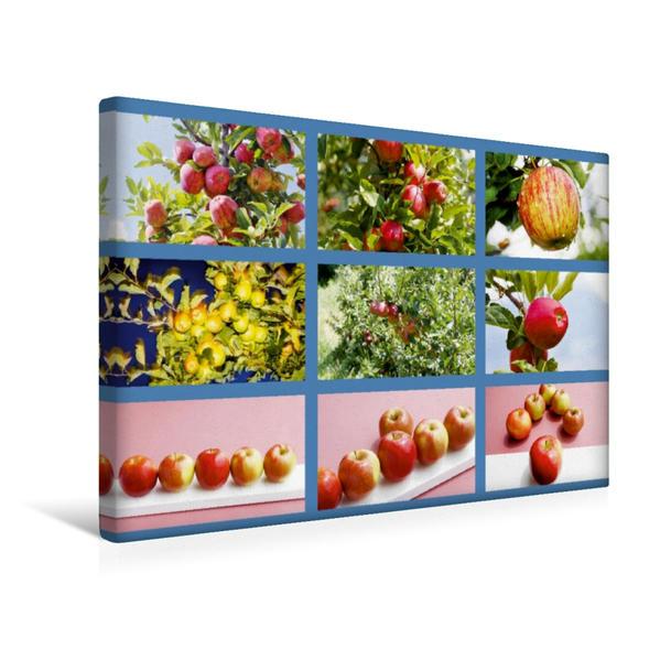 Premium Textil-Leinwand 45 cm x 30 cm quer, Ein Motiv aus dem Kalender Food | Wandbild, Bild auf Keilrahmen, Fertigbild auf echter Leinwand, Leinwanddruck - Coverbild