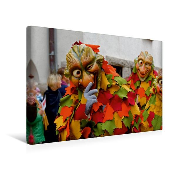 Premium Textil-Leinwand 45 cm x 30 cm quer, Fellbacher Weingeister   Wandbild, Bild auf Keilrahmen, Fertigbild auf echter Leinwand, Leinwanddruck - Coverbild