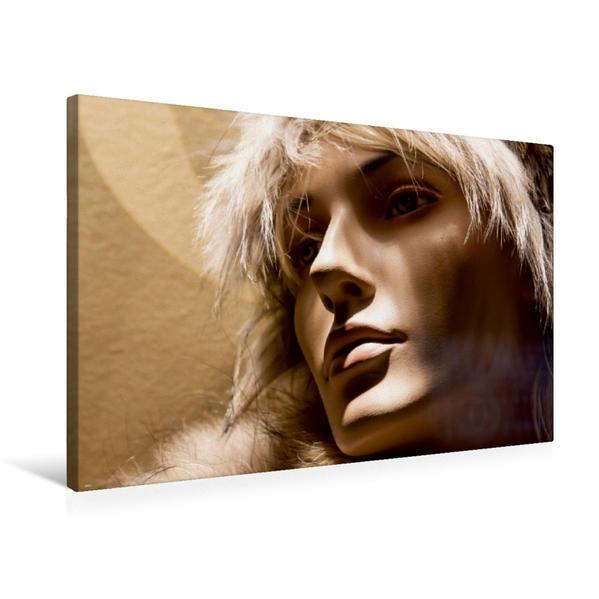 Premium Textil-Leinwand 75 cm x 50 cm quer, Chatroom   Wandbild, Bild auf Keilrahmen, Fertigbild auf echter Leinwand, Leinwanddruck - Coverbild