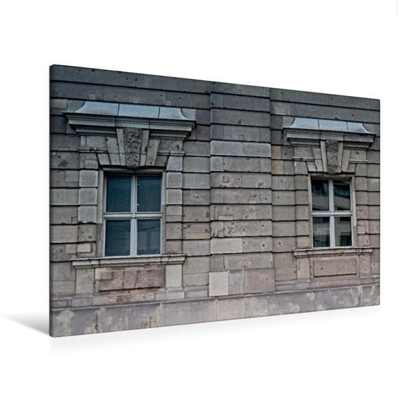 Premium Textil-Leinwand 120 cm x 80 cm quer, Spuren der Zeit | Wandbild, Bild auf Keilrahmen, Fertigbild auf echter Leinwand, Leinwanddruck - Coverbild