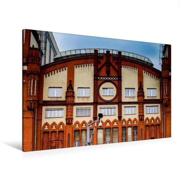 Premium Textil-Leinwand 120 cm x 80 cm quer, Klassisch | Wandbild, Bild auf Keilrahmen, Fertigbild auf echter Leinwand, Leinwanddruck - Coverbild