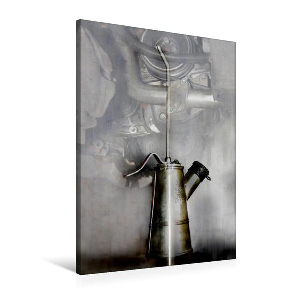Premium Textil-Leinwand 60 cm x 90 cm hoch, Ein Motiv aus dem Kalender Fantasiebilder | Wandbild, Bild auf Keilrahmen, Fertigbild auf echter Leinwand, Leinwanddruck - Coverbild