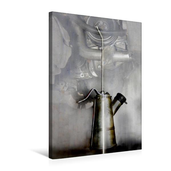 Premium Textil-Leinwand 50 cm x 75 cm hoch, Ein Motiv aus dem Kalender Fantasiebilder | Wandbild, Bild auf Keilrahmen, Fertigbild auf echter Leinwand, Leinwanddruck - Coverbild