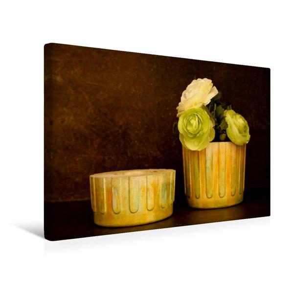 Premium Textil-Leinwand 45 cm x 30 cm quer, Stilvolle Wohnraumgestaltung | Wandbild, Bild auf Keilrahmen, Fertigbild auf echter Leinwand, Leinwanddruck - Coverbild