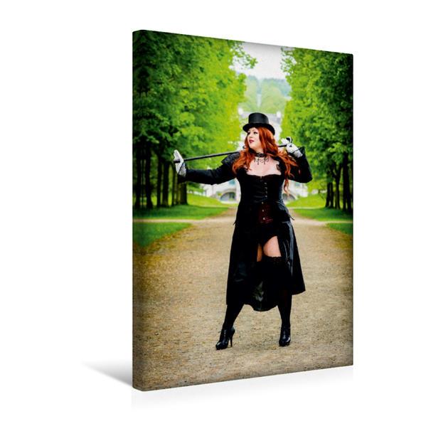 Premium Textil-Leinwand 30 cm x 45 cm hoch, XXL Girls | Wandbild, Bild auf Keilrahmen, Fertigbild auf echter Leinwand, Leinwanddruck - Coverbild
