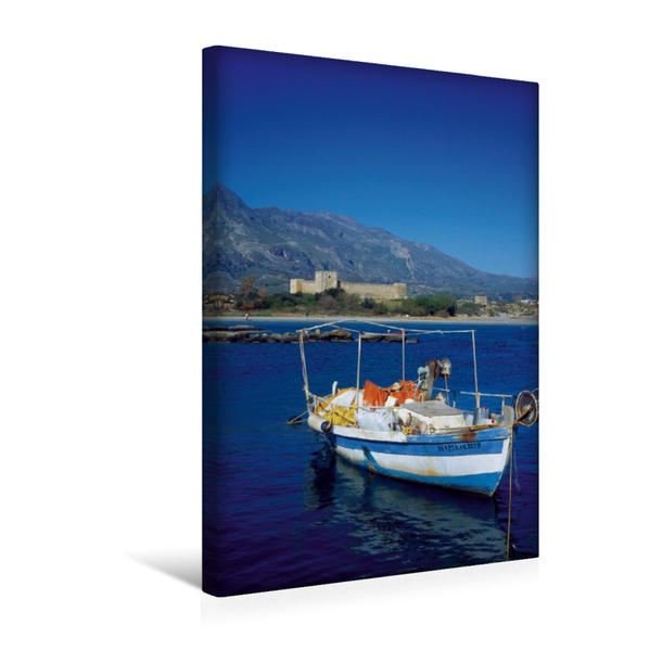 Premium Textil-Leinwand 30 cm x 45 cm hoch, Kreta, Griechenland, Europa   Wandbild, Bild auf Keilrahmen, Fertigbild auf echter Leinwand, Leinwanddruck - Coverbild