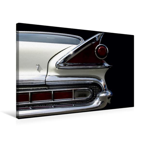 Premium Textil-Leinwand 75 cm x 50 cm quer, Flair | Wandbild, Bild auf Keilrahmen, Fertigbild auf echter Leinwand, Leinwanddruck - Coverbild