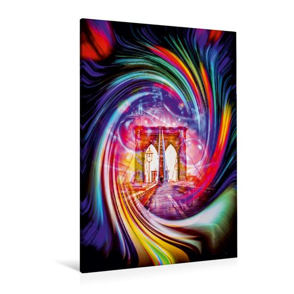Premium Textil-Leinwand 80 cm x 120 cm  hoch, Kaufen Sie schöne Kunst | Wandbild, Bild auf Keilrahmen, Fertigbild auf echter Leinwand, Leinwanddruck - Coverbild
