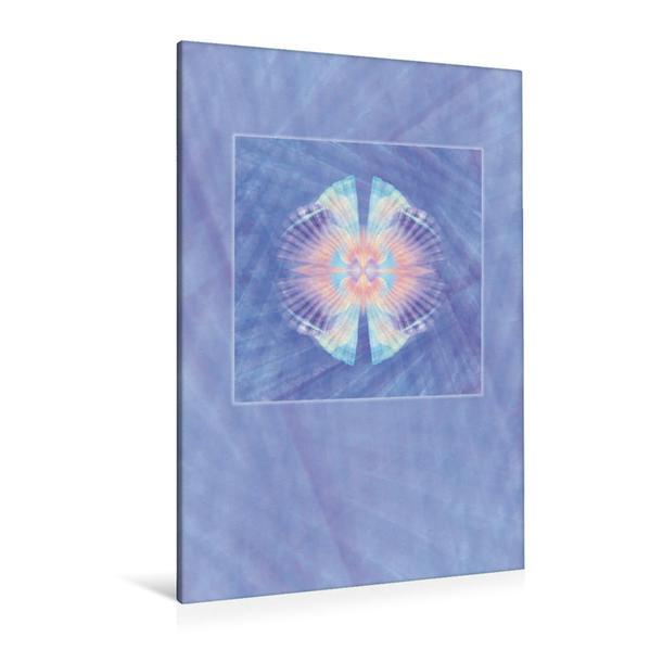 Premium Textil-Leinwand 80 cm x 120 cm  hoch, Ornament