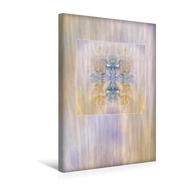 Premium Textil-Leinwand 30 cm x 45 cm hoch, Ornament