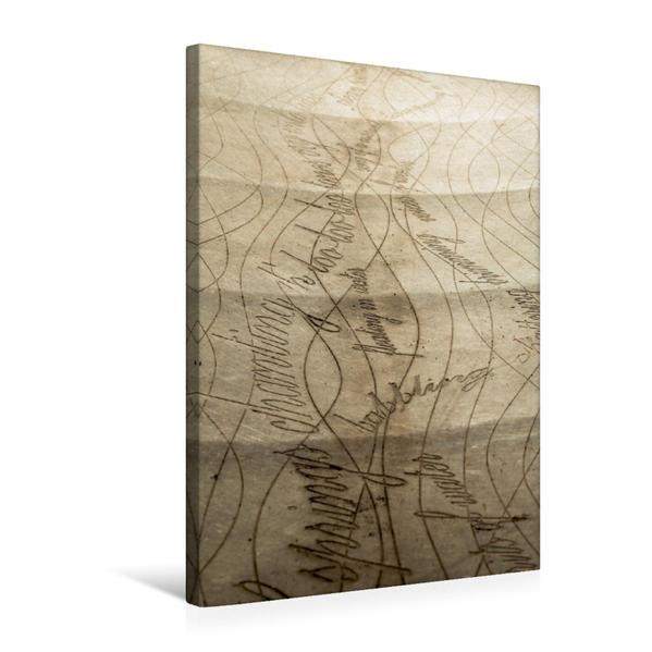 Premium Textil-Leinwand 50 cm x 75 cm hoch, Myrtle Edwards Park | Wandbild, Bild auf Keilrahmen, Fertigbild auf echter Leinwand, Leinwanddruck - Coverbild