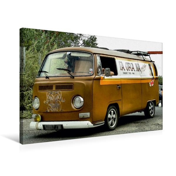 Premium Textil-Leinwand 75 cm x 50 cm quer, T2 | Wandbild, Bild auf Keilrahmen, Fertigbild auf echter Leinwand, Leinwanddruck - Coverbild