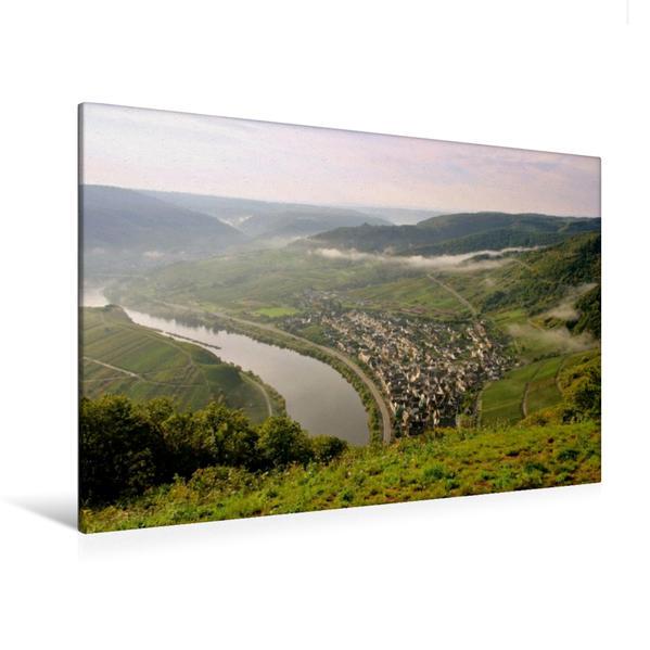 Premium Textil-Leinwand 120 cm x 80 cm quer, Bremm | Wandbild, Bild auf Keilrahmen, Fertigbild auf echter Leinwand, Leinwanddruck - Coverbild