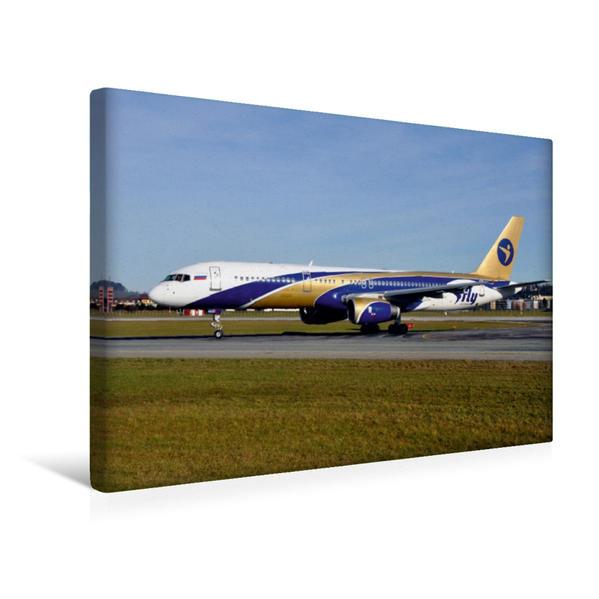 Premium Textil-Leinwand 45 cm x 30 cm quer, I Fly | Wandbild, Bild auf Keilrahmen, Fertigbild auf echter Leinwand, Leinwanddruck - Coverbild