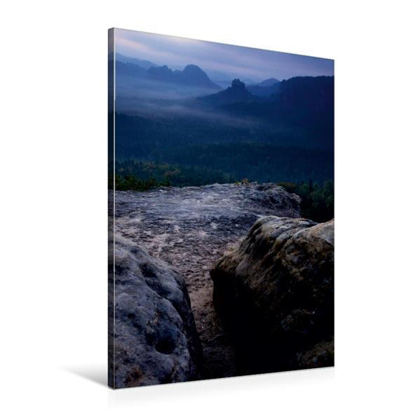 Premium Textil-Leinwand 60 cm x 90 cm hoch, Blick der Leidenschaft | Wandbild, Bild auf Keilrahmen, Fertigbild auf echter Leinwand, Leinwanddruck - Coverbild