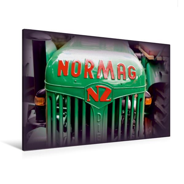 Premium Textil-Leinwand 120 cm x 80 cm quer, Normag | Wandbild, Bild auf Keilrahmen, Fertigbild auf echter Leinwand, Leinwanddruck - Coverbild