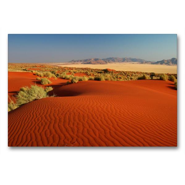 Premium Textil-Leinwand 90 cm x 60 cm quer, Ein Motiv aus dem Kalender Facetten Namibias | Wandbild, Bild auf Keilrahmen, Fertigbild auf echter Leinwand, Leinwanddruck - Coverbild