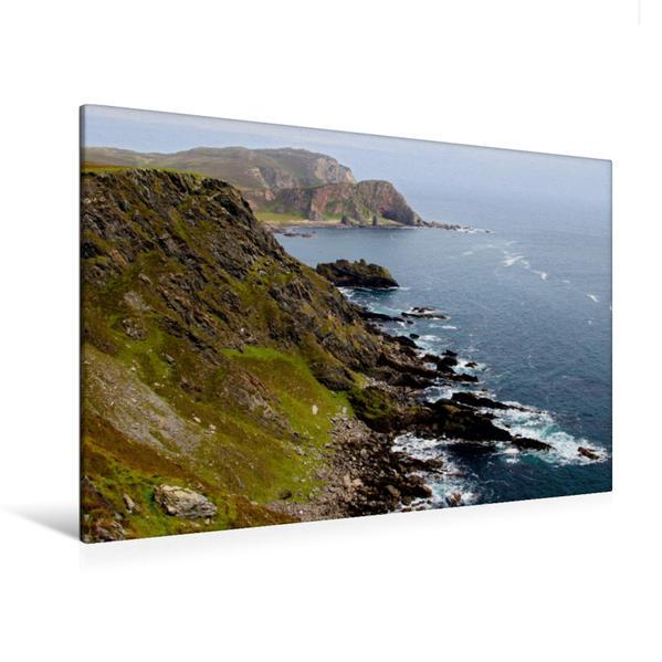 Premium Textil-Leinwand 120 cm x 80 cm quer, The Oa | Wandbild, Bild auf Keilrahmen, Fertigbild auf echter Leinwand, Leinwanddruck - Coverbild