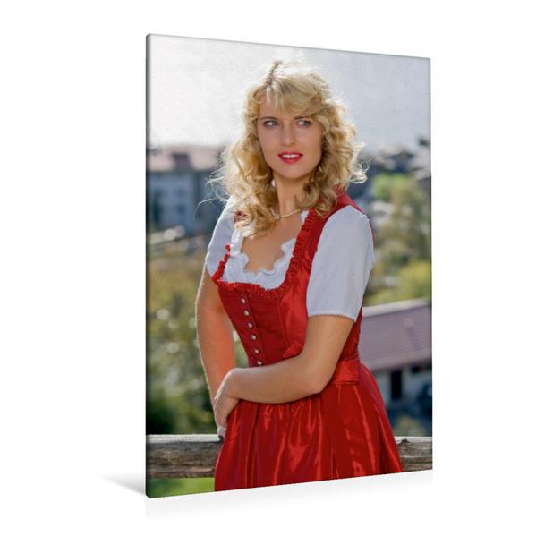 Premium Textil-Leinwand 80 cm x 120 cm  hoch, Schönheit im Herbst | Wandbild, Bild auf Keilrahmen, Fertigbild auf echter Leinwand, Leinwanddruck - Coverbild