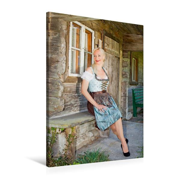 Premium Textil-Leinwand 60 cm x 90 cm hoch, Erste Frühlingsgefühle | Wandbild, Bild auf Keilrahmen, Fertigbild auf echter Leinwand, Leinwanddruck - Coverbild