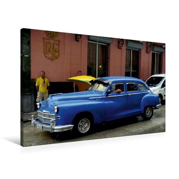 Premium Textil-Leinwand 90 cm x 60 cm quer, Ein Motiv aus dem Kalender