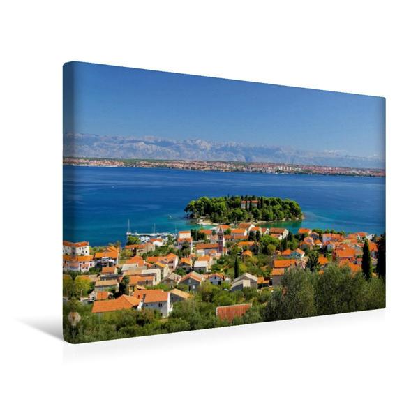 Premium Textil-Leinwand 45 cm x 30 cm quer, Preko | Wandbild, Bild auf Keilrahmen, Fertigbild auf echter Leinwand, Leinwanddruck - Coverbild