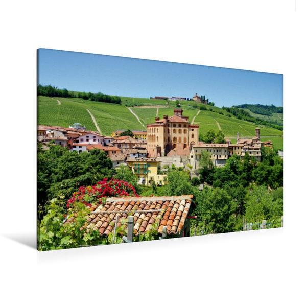 Premium Textil-Leinwand 120 cm x 80 cm quer, Barolo   Wandbild, Bild auf Keilrahmen, Fertigbild auf echter Leinwand, Leinwanddruck - Coverbild