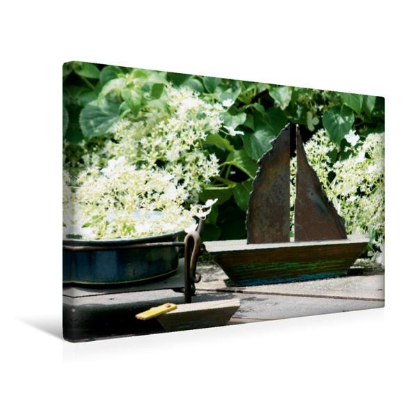 Premium Textil-Leinwand 45 cm x 30 cm quer, Ein Motiv aus dem Kalender Mit der Natur leben | Wandbild, Bild auf Keilrahmen, Fertigbild auf echter Leinwand, Leinwanddruck - Coverbild