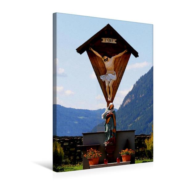 Premium Textil-Leinwand 50 cm x 75 cm hoch, Scheifling   Wandbild, Bild auf Keilrahmen, Fertigbild auf echter Leinwand, Leinwanddruck - Coverbild
