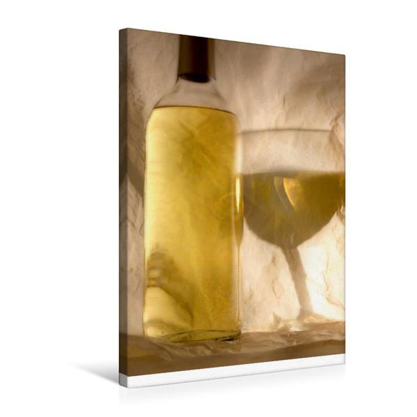 Premium Textil-Leinwand 50 cm x 75 cm hoch, Ein Motiv aus dem Kalender Wein-Genuss & Stil | Wandbild, Bild auf Keilrahmen, Fertigbild auf echter Leinwand, Leinwanddruck - Coverbild