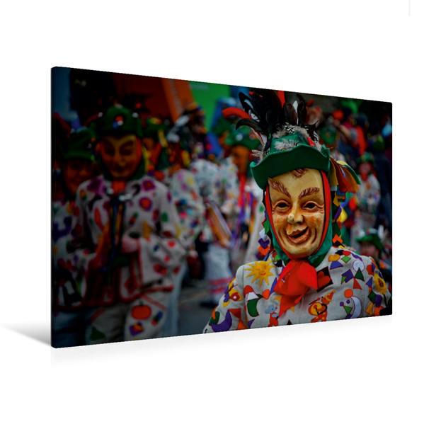 Premium Textil-Leinwand 120 cm x 80 cm quer, Fetzle   Wandbild, Bild auf Keilrahmen, Fertigbild auf echter Leinwand, Leinwanddruck - Coverbild