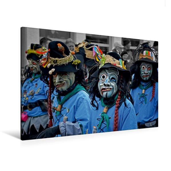 Premium Textil-Leinwand 120 cm x 80 cm quer, Seeschrättala   Wandbild, Bild auf Keilrahmen, Fertigbild auf echter Leinwand, Leinwanddruck - Coverbild