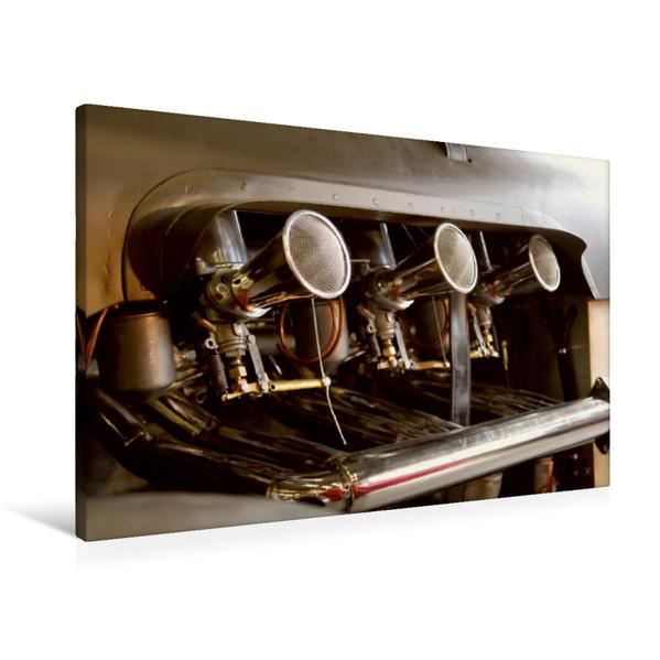 Premium Textil-Leinwand 90 cm x 60 cm quer, Laut   Wandbild, Bild auf Keilrahmen, Fertigbild auf echter Leinwand, Leinwanddruck - Coverbild