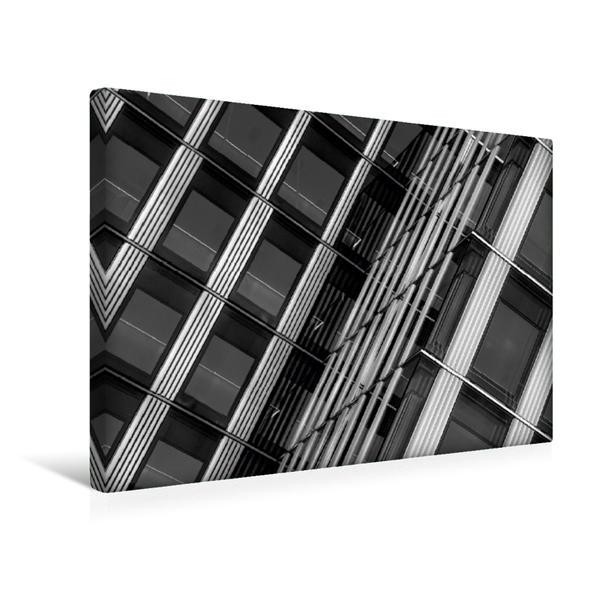 Premium Textil-Leinwand 45 cm x 30 cm quer, Zürich, Sky Key | Wandbild, Bild auf Keilrahmen, Fertigbild auf echter Leinwand, Leinwanddruck - Coverbild