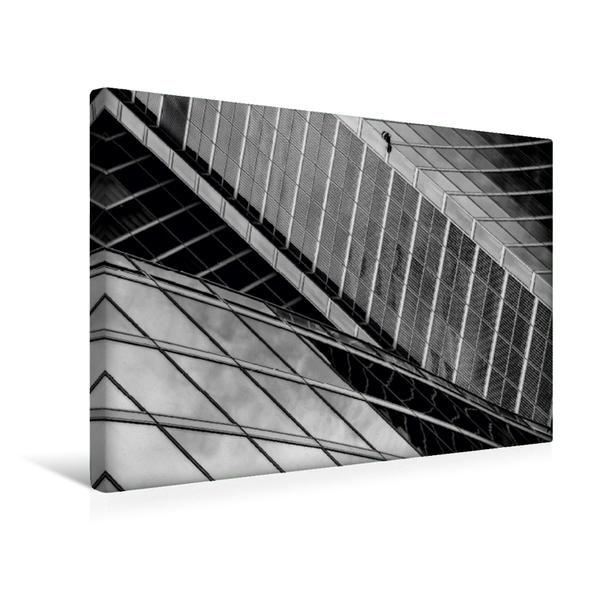 Premium Textil-Leinwand 45 cm x 30 cm quer, Mailand, Palazzo Lombardia   Wandbild, Bild auf Keilrahmen, Fertigbild auf echter Leinwand, Leinwanddruck - Coverbild
