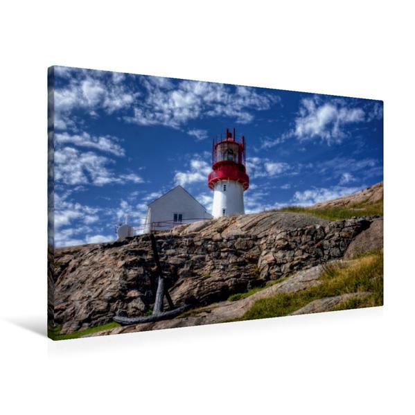 Premium Textil-Leinwand 90 cm x 60 cm quer, Lindenes Licht | Wandbild, Bild auf Keilrahmen, Fertigbild auf echter Leinwand, Leinwanddruck - Coverbild