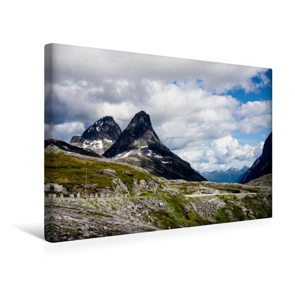 Premium Textil-Leinwand 45 cm x 30 cm quer, Reinheimen   Wandbild, Bild auf Keilrahmen, Fertigbild auf echter Leinwand, Leinwanddruck - Coverbild