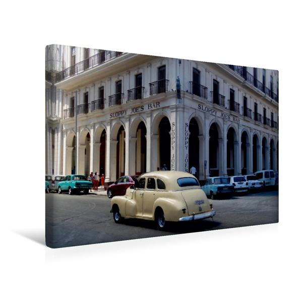 Premium Textil-Leinwand 45 cm x 30 cm quer, Ein Motiv aus dem Kalender
