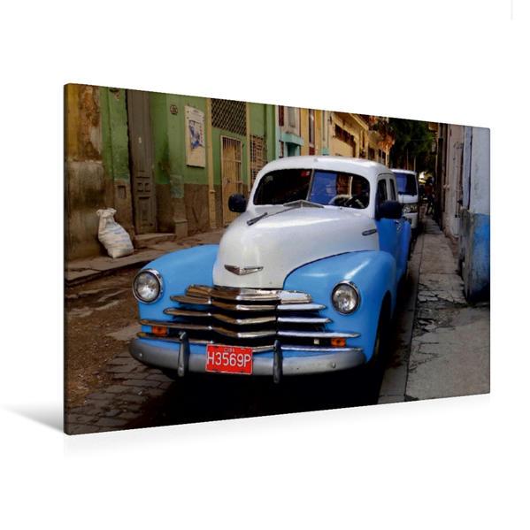 Premium Textil-Leinwand 120 cm x 80 cm quer, Ein Motiv aus dem Kalender